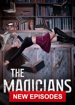 Magicians, The - Season 2