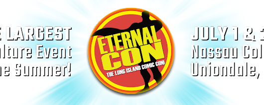 Eternal Con | Long Island's Largest Pop culture Event!
