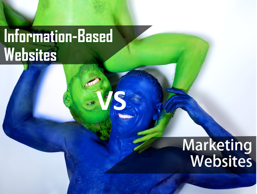 Information-Based Websites vs Marketing Websites: Which One Drives More Leads? | RatherSure