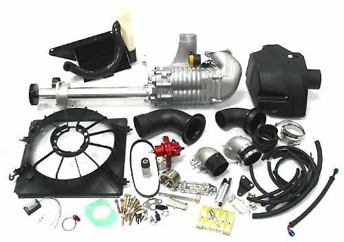 Acura Cl Type S Supercharger