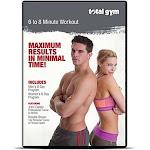 Total Gym DVDJC Men/Women Professional Total Body Workout Video w/ 12 Routines by VM Express