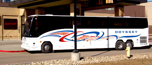 Saskatchewan Bus Charter and Tour Company | Odyssey Coach Lines