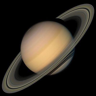 土星环(NASA)