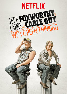 Jeff Foxworthy and Larry the Cable Guy:...