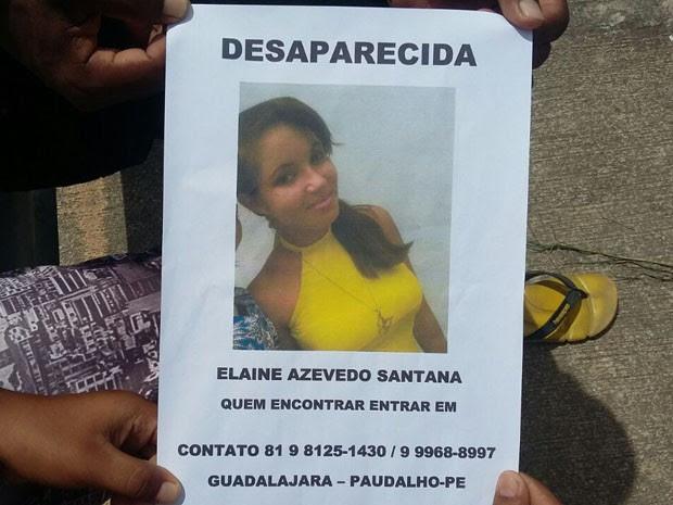 Elaine Azevedo Santana  (Foto: TV Globo/Reprodução)