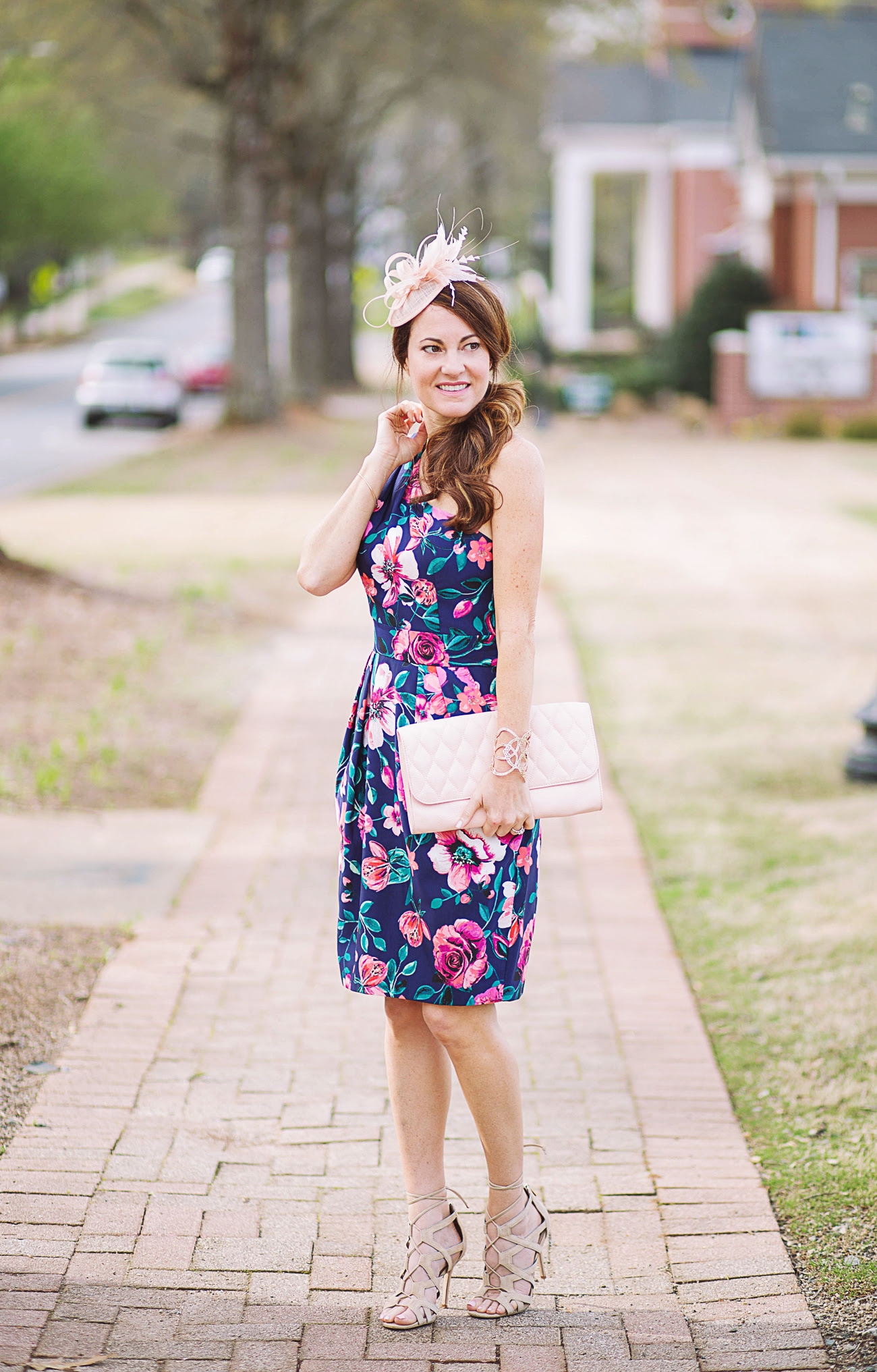 what to wear to the kentucky derby  peaches in a pod blog
