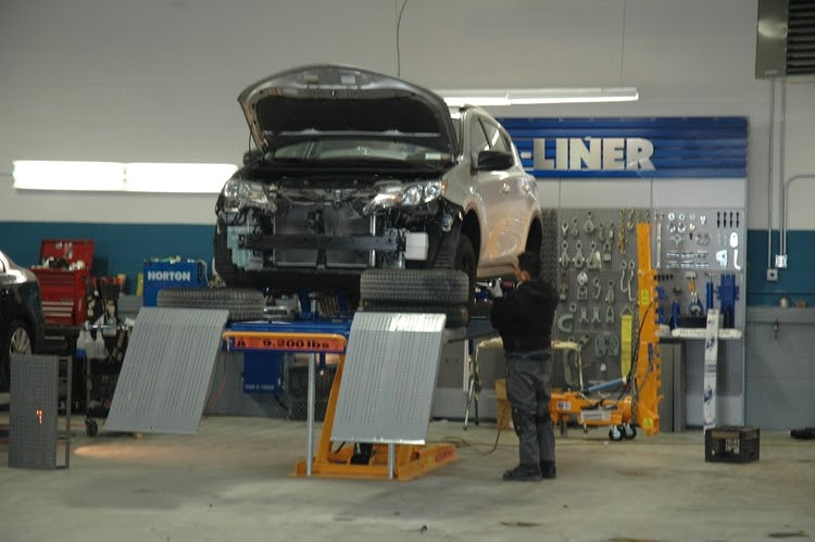 Collision Repair Services - Village Line Auto Body Repair in Amityville NY