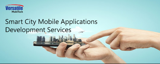 Best Smart City Mobile Applications Development Services in London