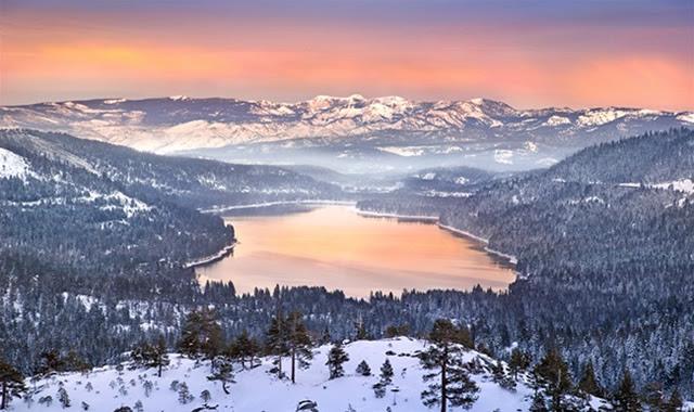 Resultado de imagen de donner lake