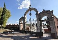 Il cimitero di Monselice