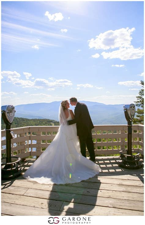 Chynna   Zacheriah   Loon Mountain Wedding   NH White