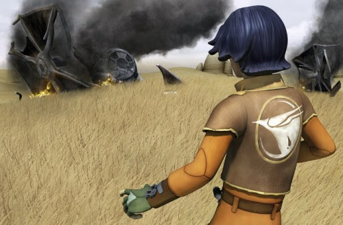 Star Wars Rebels premeres tonight on Disney Channel | The Disney Blog