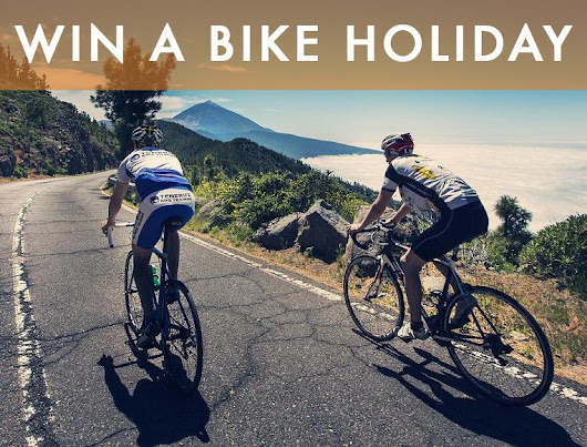 Win A Tenerife Bike Holiday