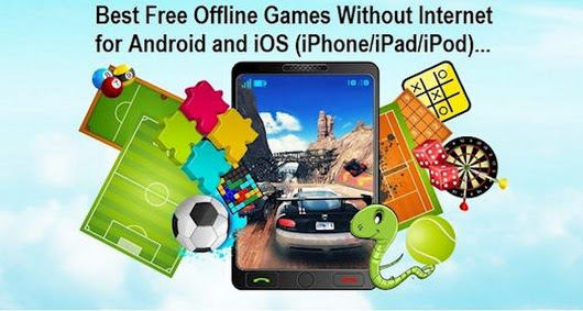 Free Games to Play without WiFi or Internet
