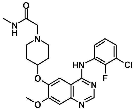 AZD 8931, Sapitinib, – Drug Approvals International