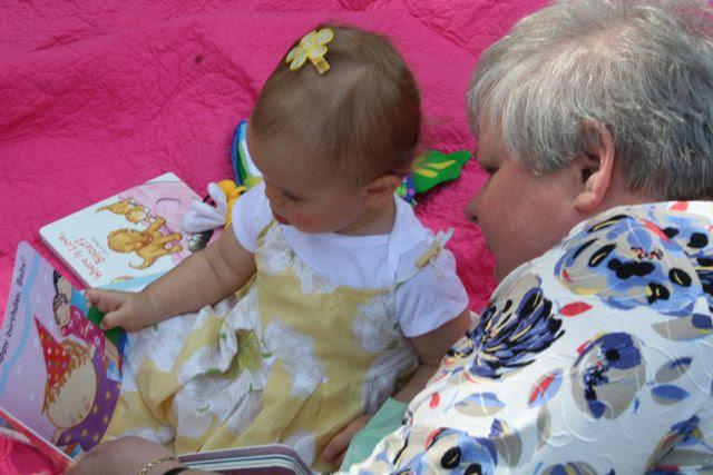 Nana and Paige