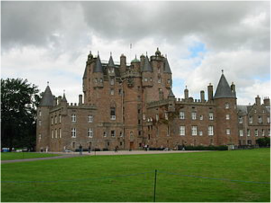 Glamis Castle in Scotland - So Beautiful - The Carolinian's Archives