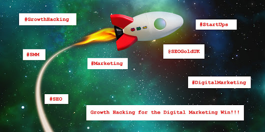 Growth Hacking for the Digital Marketing Win Tweet