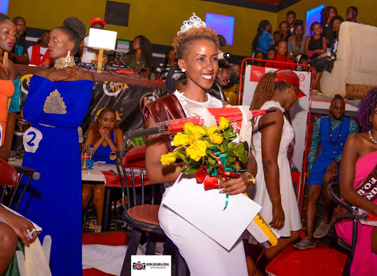 Glitz, Glamour and Sauce at the Miss Face of Universities Eldoret 2018 | Fotophreak Magazine