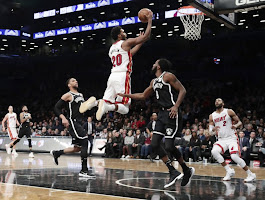 Carroll Scores 26, Leads Nets Past Heat, 101-95 - Florida Daily Post