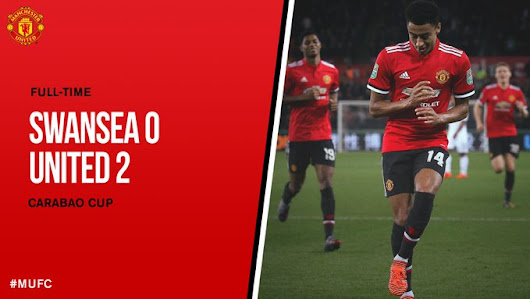 Download Swansea 0-2 Manchester United (EFL Cup 2017/2018:Soccer Highlight) - Trackgist