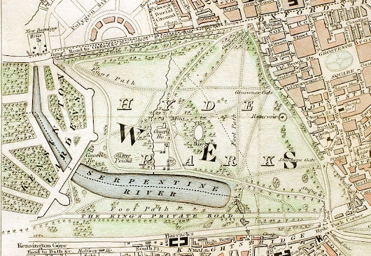 A Regency Primer on London Parks - Kristen Koster