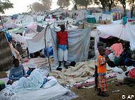 Ajuda humanitária americana chegou rápido ao Haiti