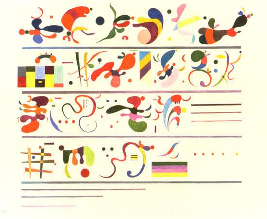 Afbeeldingsresultaat voor Kandinsky muziek