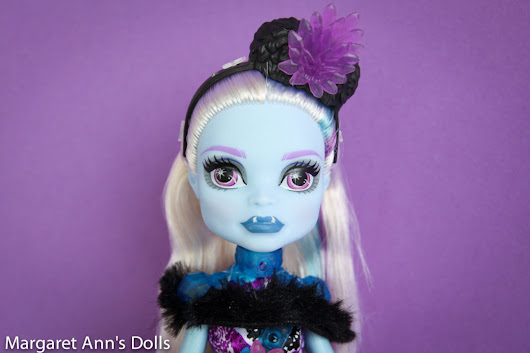Monster High Abbey Bominable Party Ghouls Doll Review || Recenzja Lalki | Margaret Ann