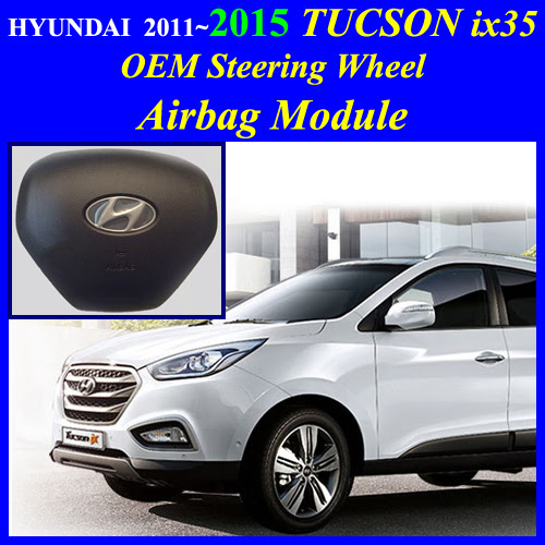 2011 2015 hyundai tucson ix35 oem steering wheel airbag module 2011 2015 hyun. Black Bedroom Furniture Sets. Home Design Ideas