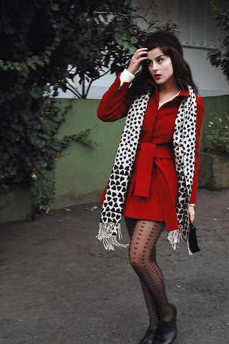 Outfit of the week - Nil Erturk