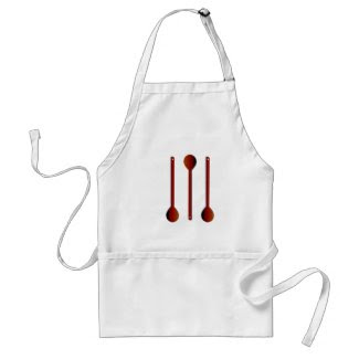 Wooden Spoons Apron