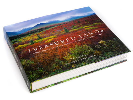 Treasured Lands | A Photographic Odyssey through America's National Parks