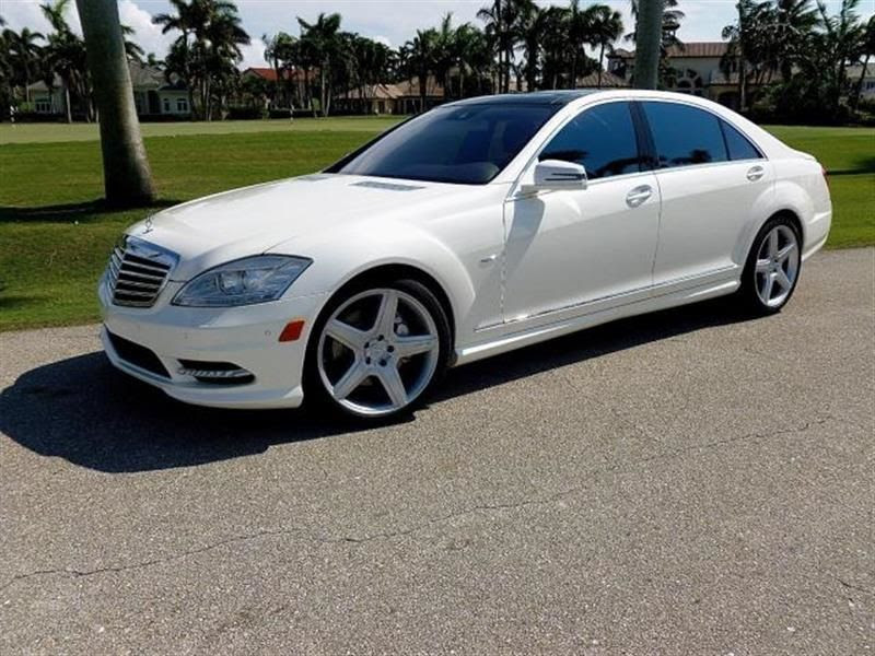 Find used 2012 Mercedes-Benz S-Class S550 AMG SPORT PKG in ...