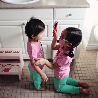 big sister helper