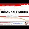 Lirik Lagu Indonesia Subur (Wajib Nasional) Ciptaan M Syafei