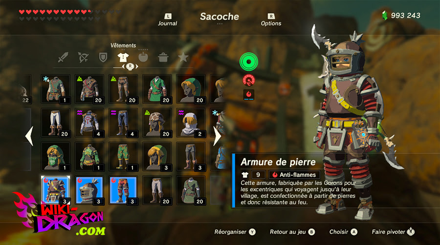 Solution Village Goron Wiki Dragon