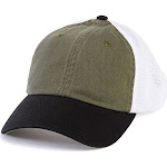 Alternative H0102H Bandit Ball Cap Army/Black OS
