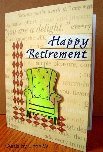 Happy Retirement Steve