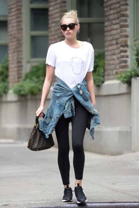 15 stylish ways to wear leggings this fall  cute leggings