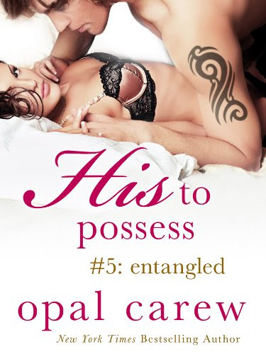 His to Possess #5: Entangled by Opal Carew
