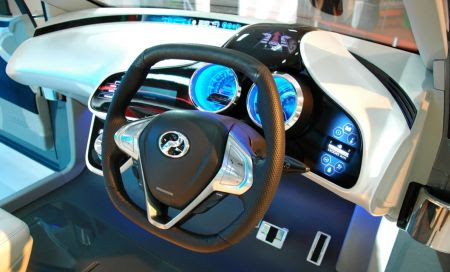 Perodua Bezza concept - a peek into the P2 future?