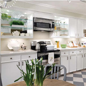 Functional Kitchen Before And After By Candice Olson - Decorating ...