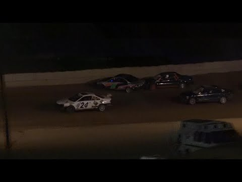 Jackson County Speedway | 7/9/21 | Hobby Stocks | Feature