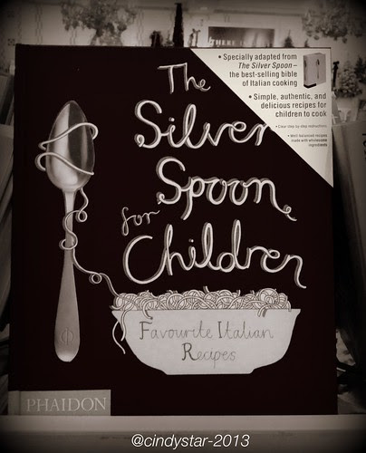 silver spoon for children