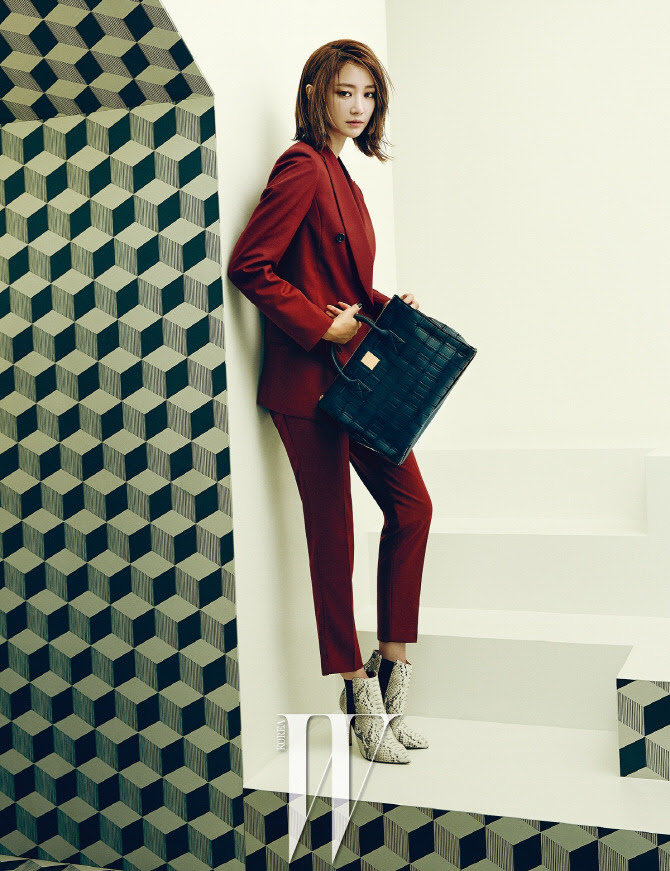 Go Joon Hee - W Magazine December Issue '14