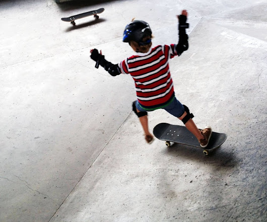 Skateboarding Private Lessons (Age 5-99+ yrs!)