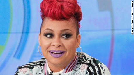 Raven-Symoné has issues with 'ghetto' names - CNN.com