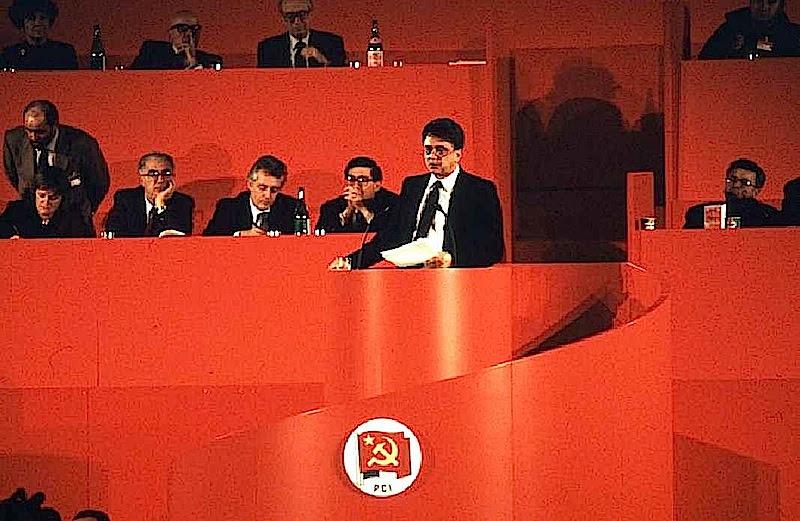 Risultati immagini per Congresso - Rimini, 31 Gennaio-3 Febbraio 1991