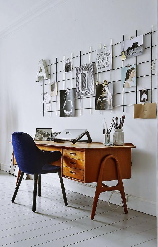 40 Genius Office Wall Decor Ideas - Office Salt